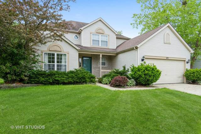 142 Wedgeport Circle, Romeoville, IL 60446 (MLS #11088472) :: BN Homes Group