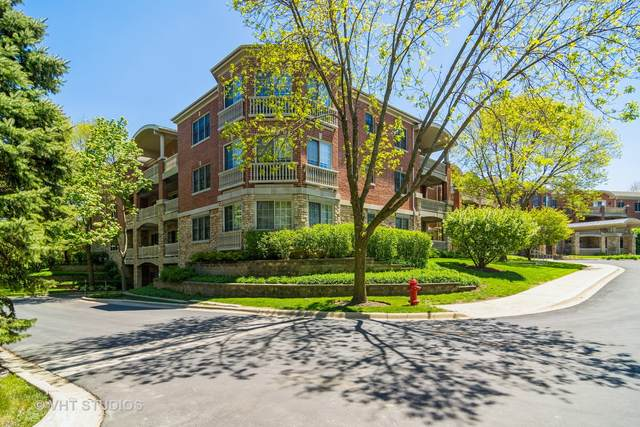 940 Augusta Way #303, Highland Park, IL 60035 (MLS #11088565) :: Ryan Dallas Real Estate