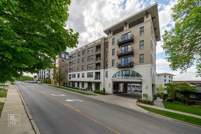 940 Maple Avenue #505, Downers Grove, IL 60515 (MLS #11088667) :: Ryan Dallas Real Estate