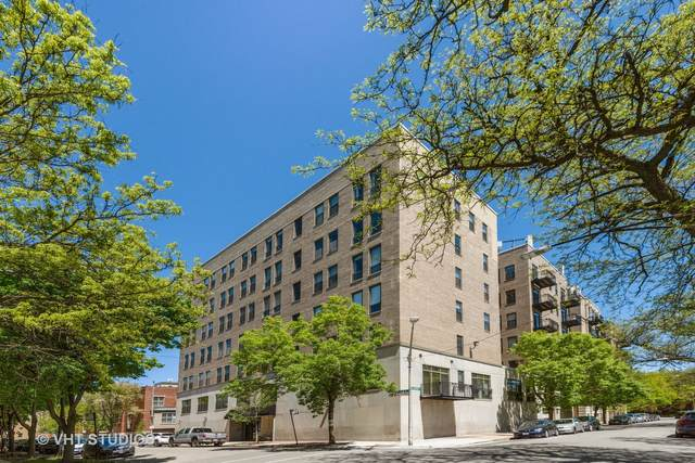 811 S Lytle Street #506, Chicago, IL 60607 (MLS #11088917) :: Ryan Dallas Real Estate