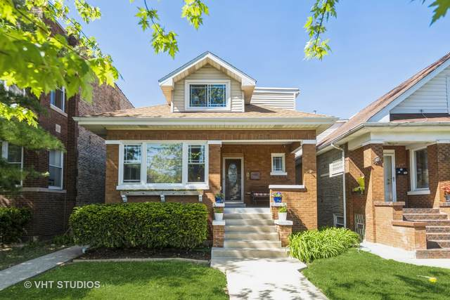 5252 W Byron Street, Chicago, IL 60641 (MLS #11088977) :: Helen Oliveri Real Estate