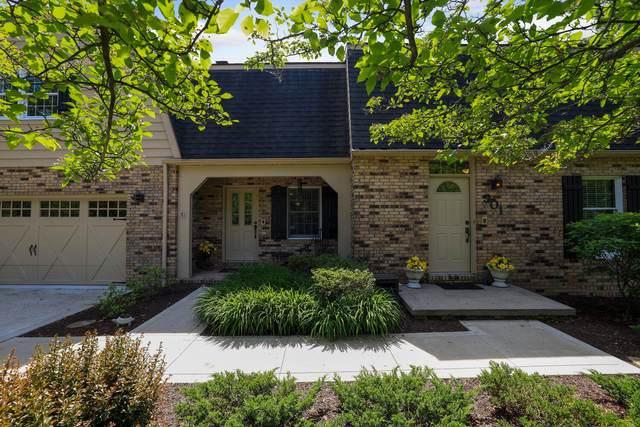 301 E Sherwin Drive, Urbana, IL 61802 (MLS #11090200) :: BN Homes Group