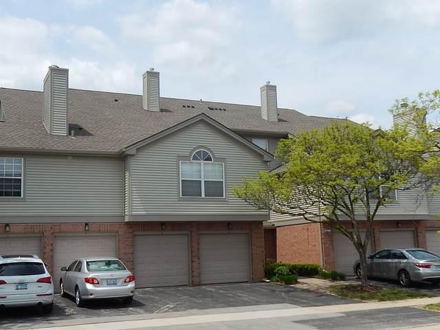 80 Kristin Circle #7, Schaumburg, IL 60195 (MLS #11090462) :: BN Homes Group