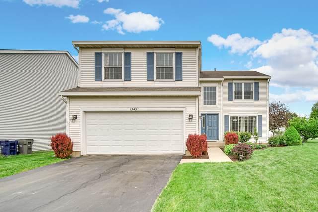 1545 Walnut Creek Drive, Elgin, IL 60123 (MLS #11092229) :: Suburban Life Realty