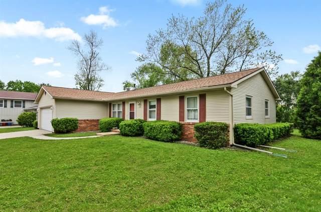2305 E Shurts Circle, Urbana, IL 61801 (MLS #11093407) :: Jacqui Miller Homes