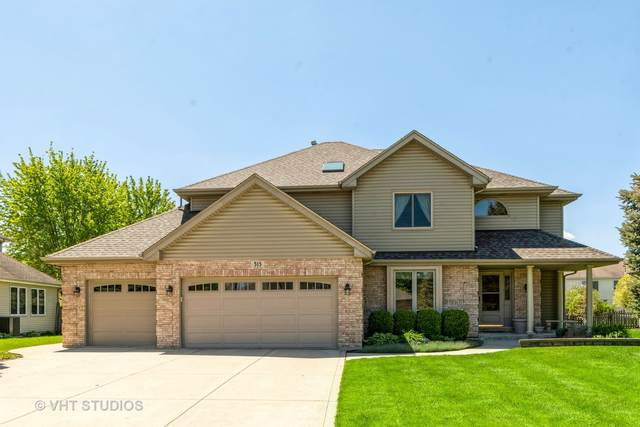 513 Buckingham Place, Shorewood, IL 60404 (MLS #11094566) :: BN Homes Group