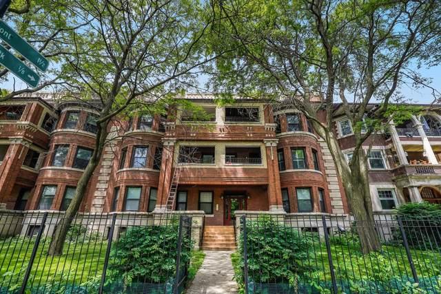 5044 S Drexel Boulevard 3B, Chicago, IL 60615 (MLS #11097930) :: BN Homes Group