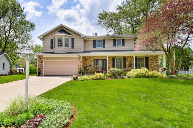 1916 Cheshire Court, Wheaton, IL 60189 (MLS #11099128) :: O'Neil Property Group