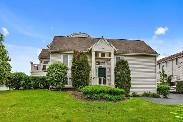 644 S Rosehall Lane #644, Round Lake, IL 60073 (MLS #11099732) :: O'Neil Property Group