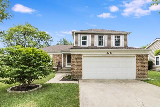 2287 Hiram Drive, Wheaton, IL 60189 (MLS #11105756) :: Littlefield Group