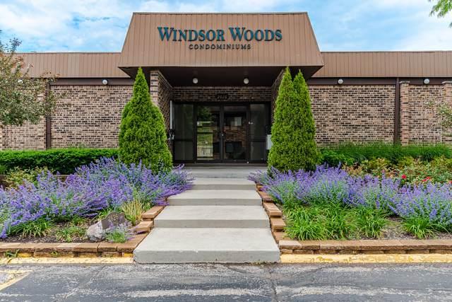 2642 N Windsor Drive #102, Arlington Heights, IL 60004 (MLS #11106527) :: Suburban Life Realty