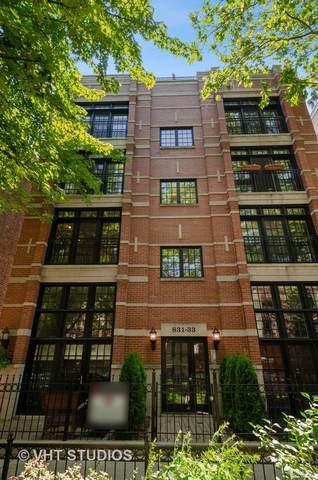 831 W Roscoe Street 3E, Chicago, IL 60657 (MLS #11106709) :: The Dena Furlow Team - Keller Williams Realty
