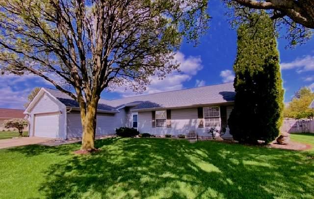 1408 Casselbury Lane, Champaign, IL 61822 (MLS #11107871) :: Jacqui Miller Homes