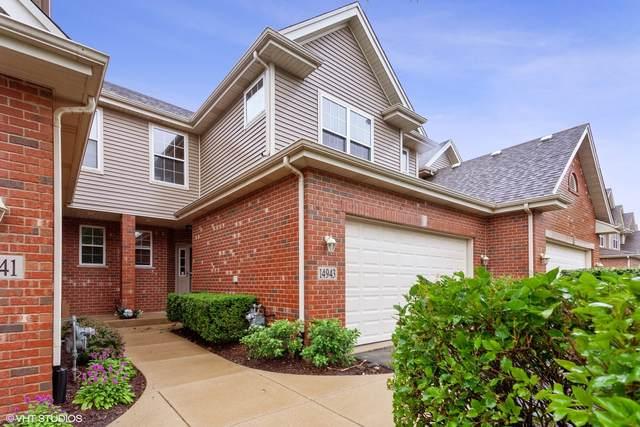 14943 S Suffolk Court, Homer Glen, IL 60491 (MLS #11109375) :: O'Neil Property Group