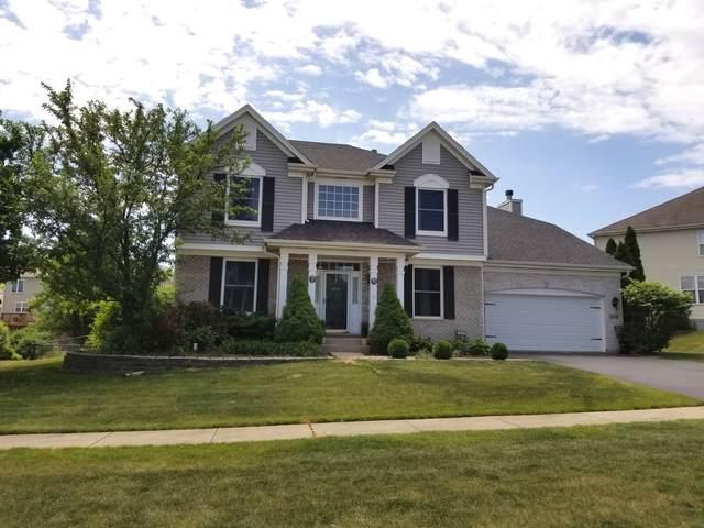5335 Shotkoski Drive, Hoffman Estates, IL 60192 (MLS #11111721) :: John Lyons Real Estate