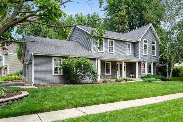 1116 Langley Circle, Naperville, IL 60563 (MLS #11113021) :: The Wexler Group at Keller Williams Preferred Realty