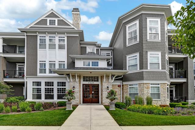 7 E Kennedy Lane #102, Hinsdale, IL 60521 (MLS #11114020) :: The Wexler Group at Keller Williams Preferred Realty