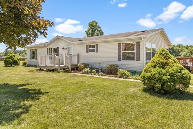 835 W Rathburn Street, Carbon Hill, IL 60416 (MLS #11114284) :: Ryan Dallas Real Estate