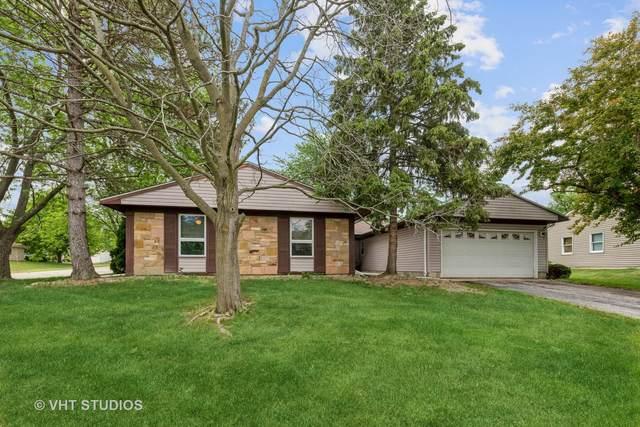 1307 Allison Lane, Schaumburg, IL 60194 (MLS #11115085) :: O'Neil Property Group