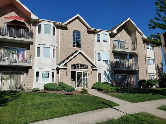 5361 W Mint Julip Drive #101, Alsip, IL 60803 (MLS #11117585) :: BN Homes Group