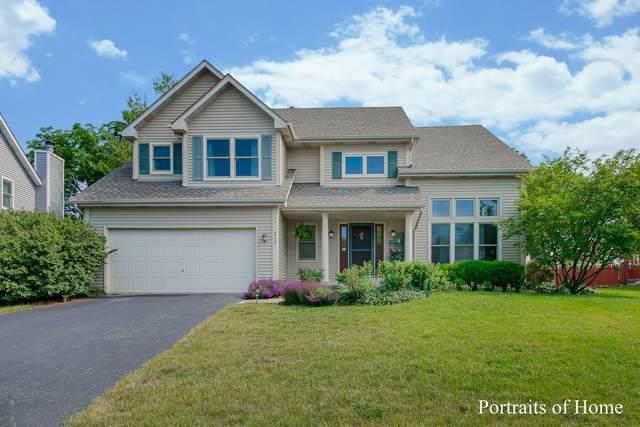 713 Lloyd Lane, North Aurora, IL 60542 (MLS #11117609) :: Helen Oliveri Real Estate