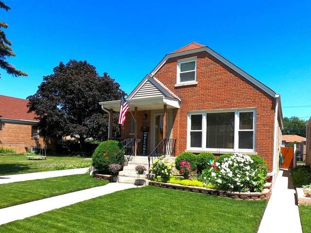 3729 N Neva Avenue, Chicago, IL 60634 (MLS #11118190) :: BN Homes Group