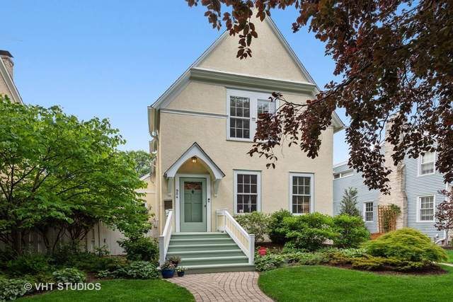 904 Monroe Street, Evanston, IL 60202 (MLS #11118217) :: John Lyons Real Estate