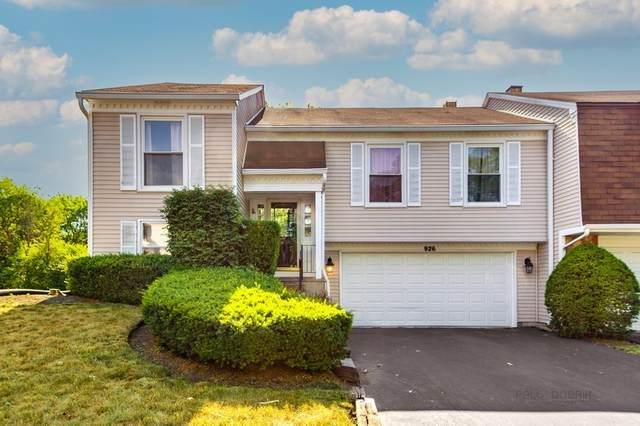 926 Burgess Circle #926, Buffalo Grove, IL 60089 (MLS #11118433) :: O'Neil Property Group