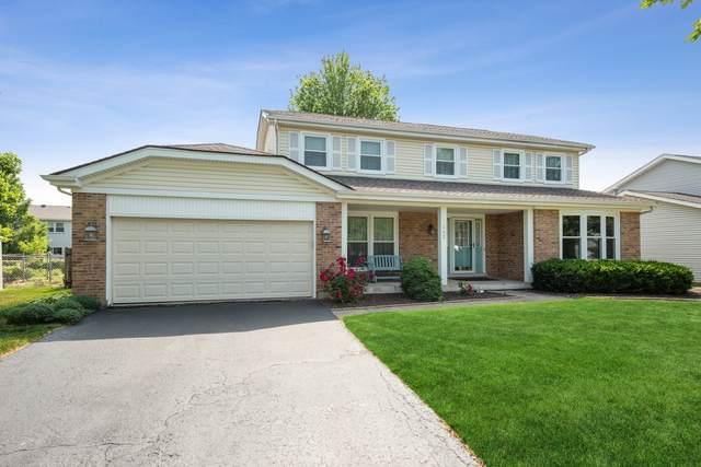 662 Andrew Lane, Carol Stream, IL 60188 (MLS #11118802) :: Ryan Dallas Real Estate