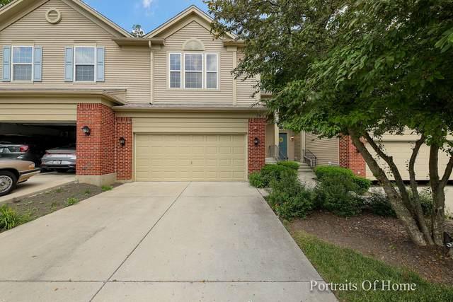 203 Black Hill Drive, Streamwood, IL 60107 (MLS #11119111) :: Ryan Dallas Real Estate