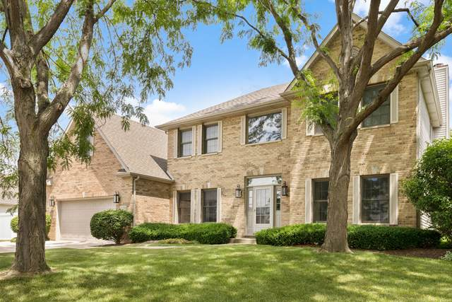1211 Ranchwood Drive, Shorewood, IL 60404 (MLS #11119343) :: Touchstone Group
