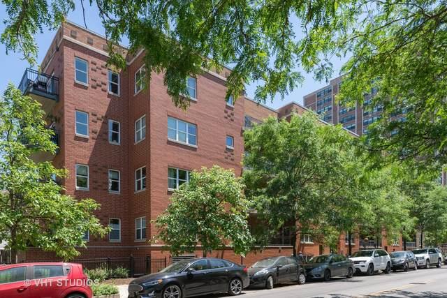 4311 N Sheridan Road #201, Chicago, IL 60613 (MLS #11120544) :: The Dena Furlow Team - Keller Williams Realty