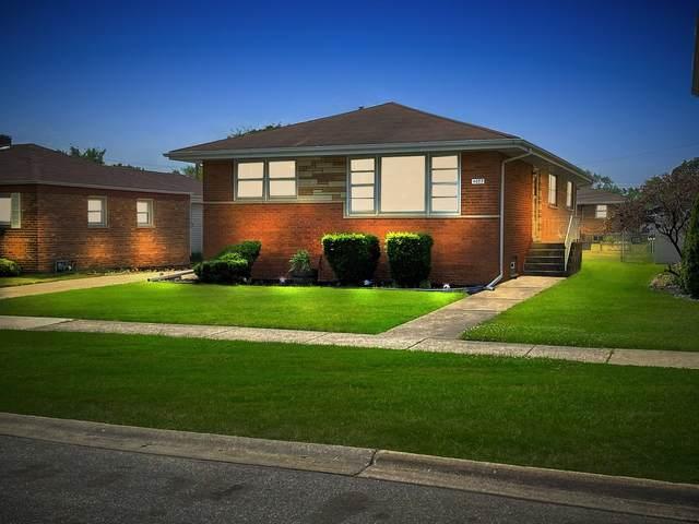 4037 W 106th Place, Oak Lawn, IL 60453 (MLS #11122145) :: RE/MAX Next