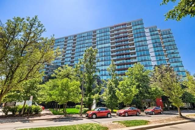 800 Elgin Road #604, Evanston, IL 60201 (MLS #11122254) :: The Dena Furlow Team - Keller Williams Realty