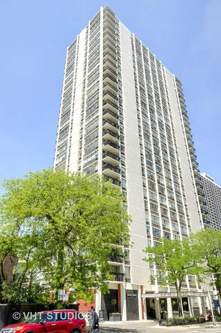 1455 N Sandburg Terrace #1808, Chicago, IL 60610 (MLS #11122693) :: BN Homes Group