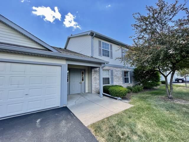 1053 N Village Drive #4, Round Lake Beach, IL 60073 (MLS #11122916) :: O'Neil Property Group
