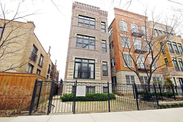 2836 N Burling Street #3, Chicago, IL 60657 (MLS #11123437) :: The Dena Furlow Team - Keller Williams Realty