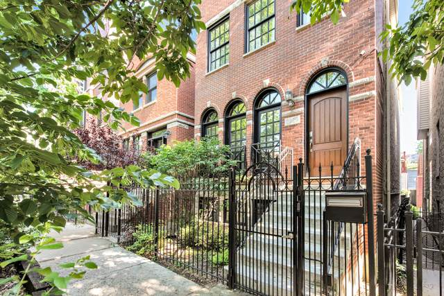 2029 W Shakespeare Avenue, Chicago, IL 60647 (MLS #11123633) :: Carolyn and Hillary Homes