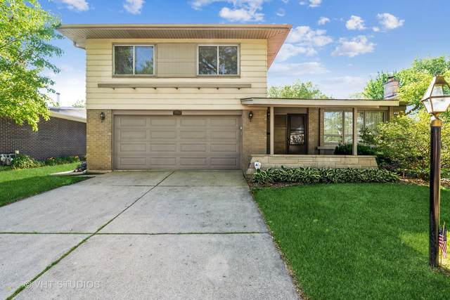 427 N Illinois Avenue, Glenwood, IL 60425 (MLS #11124065) :: Ryan Dallas Real Estate