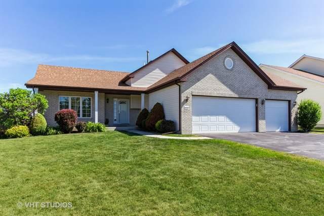4668 W Iris Lane, Monee, IL 60449 (MLS #11124232) :: Suburban Life Realty