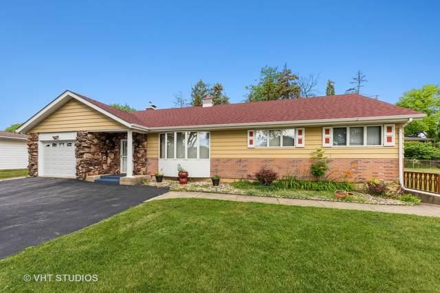 424 Pleasant Drive, Schaumburg, IL 60193 (MLS #11124877) :: O'Neil Property Group