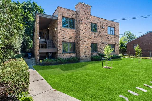 221 Prairie Avenue #5, Highwood, IL 60040 (MLS #11125346) :: Rossi and Taylor Realty Group