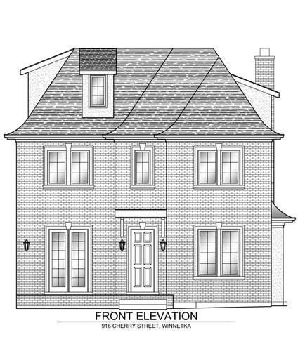 916 Cherry Street, Winnetka, IL 60093 (MLS #11125530) :: BN Homes Group