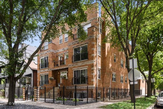 1501 N Campbell Avenue 1S, Chicago, IL 60622 (MLS #11126094) :: Carolyn and Hillary Homes