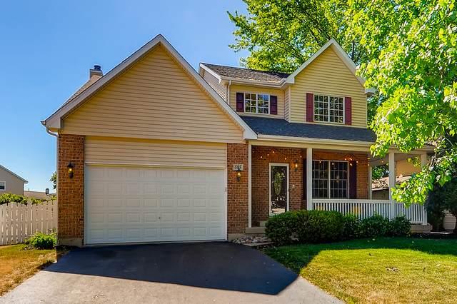 595 Lochwood Drive, Crystal Lake, IL 60012 (MLS #11126172) :: Lewke Partners