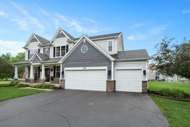 1286 Dorr Drive, Sugar Grove, IL 60554 (MLS #11126334) :: O'Neil Property Group