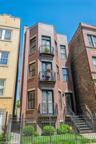 1525 N Campbell Avenue #2, Chicago, IL 60622 (MLS #11126519) :: RE/MAX Next