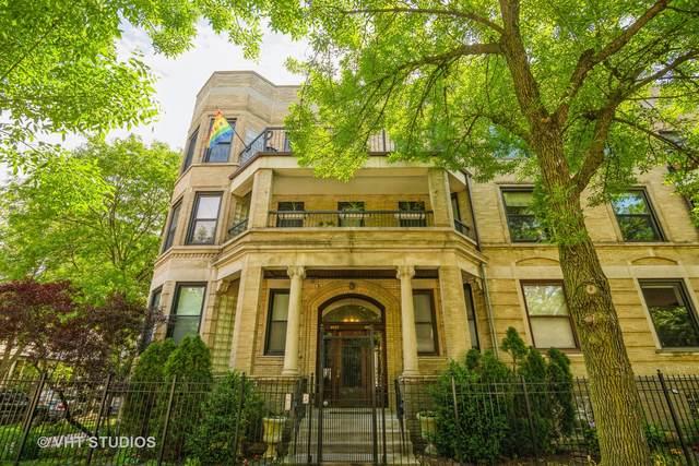 4455 N Paulina Street 3C, Chicago, IL 60640 (MLS #11126587) :: RE/MAX Next