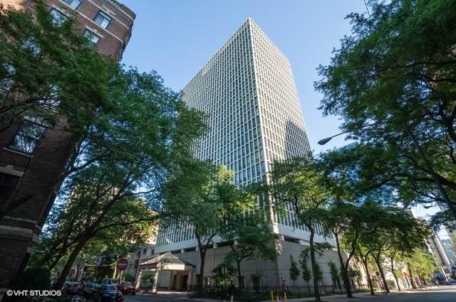 1 E Scott Street #407, Chicago, IL 60610 (MLS #11126593) :: RE/MAX Next