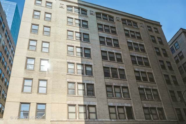 640 S Federal Street #704, Chicago, IL 60605 (MLS #11126605) :: RE/MAX Next